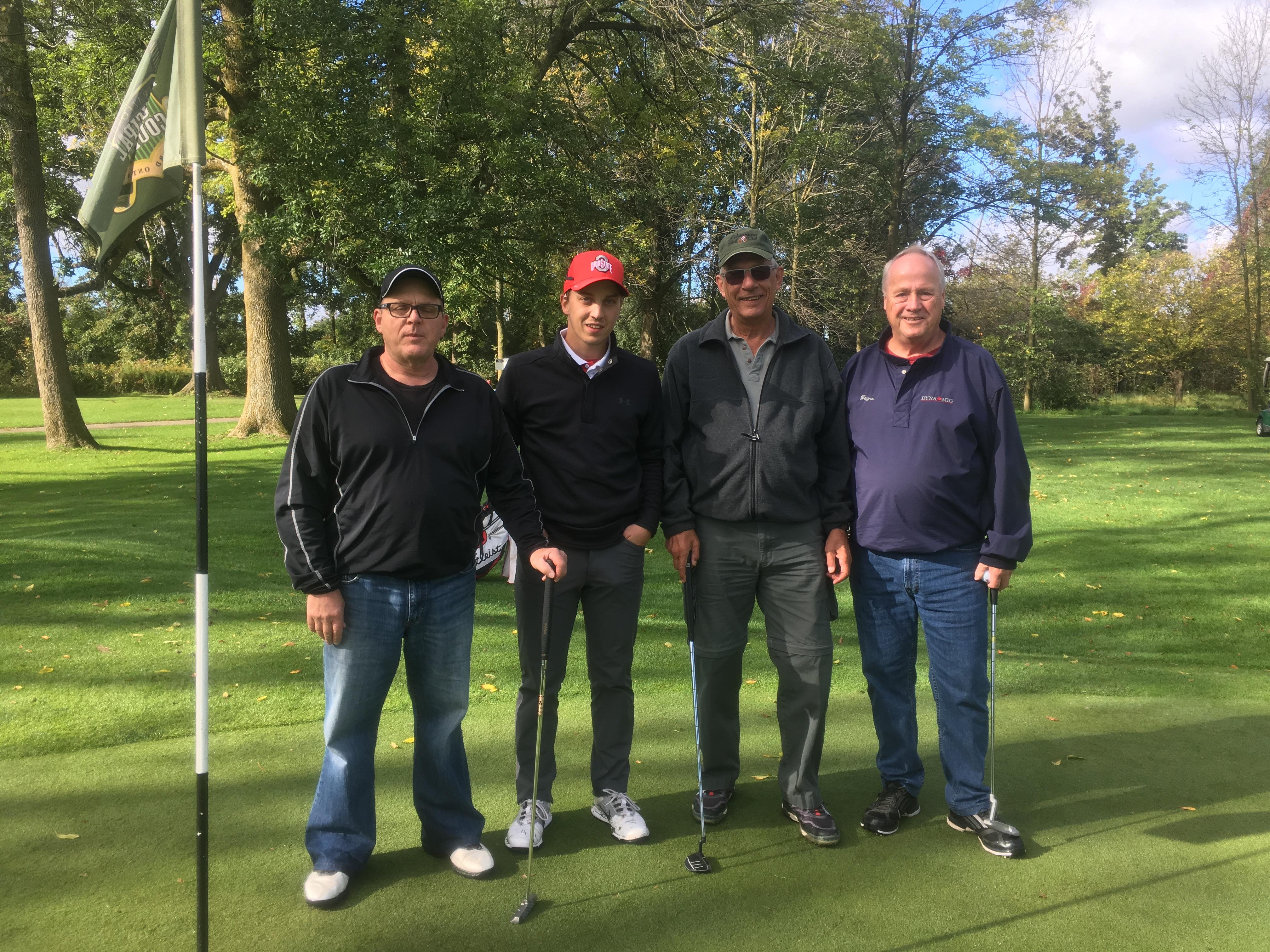 2018 Golf Tourney